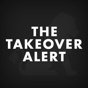 The Takeover Alert